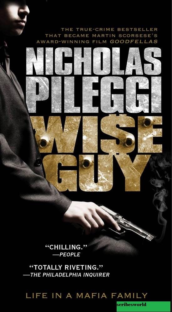 Nicholas Pileggi Penulis Buku Wiseguy