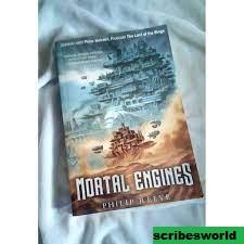 Philip Reeve Penulis Buku Mortal Engine